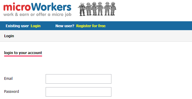 Micro workers - Complete micro jobs for cash.