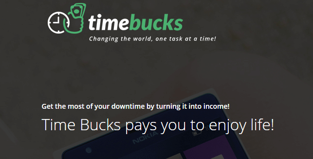 Timebucks is a brand new site that offers surveys, offers and other tasks to make money.