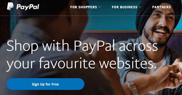 Guide to complete and verify Paypal account India